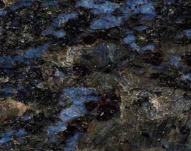 Granit Butterfly Blue